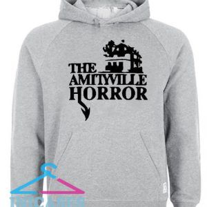 Amityville Horror Eighties Horror Hoodie pullover