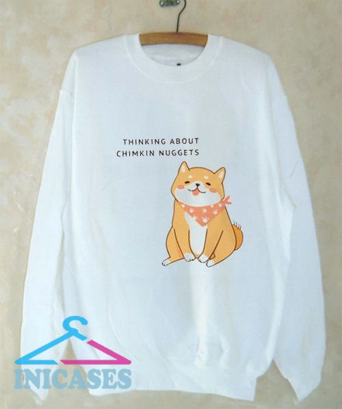 Chimkin Nuggets Shiba Inu Shibe Doge Sweatshirt Men And Women