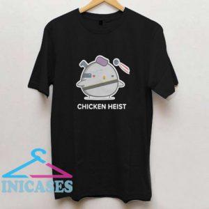 Cyborg Chicken Heist T Shirt
