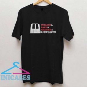Great Pianist T Shirt
