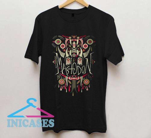 Mastodon Rock T Shirt