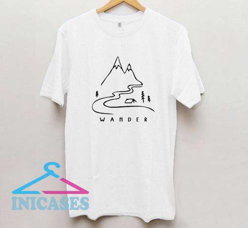 Mountain Wander T Shirt