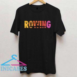 Rowing T Shirt