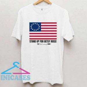 Rush Limbaugh Stand Up for Betsy Ross Flag T Shirt