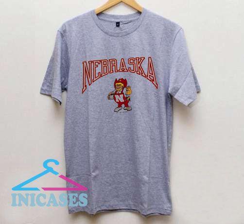 1990 Nebraska Cornhuskers T Shirt
