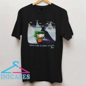 1998 South Park Is Under Attack T Shirt
