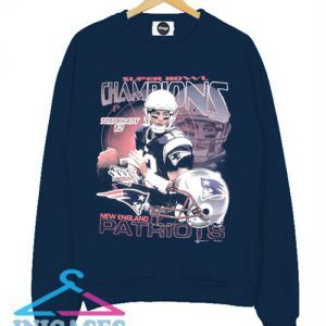 2002 Patriots superbowl XXXVI champions Sweatshirt Men And Women