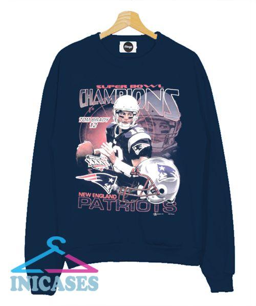 2002 Patriots superbowl XXXVI champions Sweatshirt Men And Women
