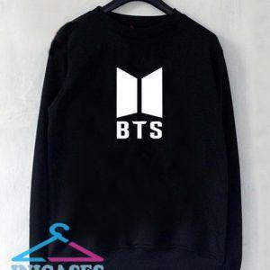 BTS Logo Sweatshirt Men And Women
