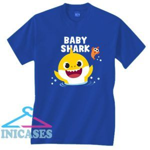 Baby Shark Cartoon T Shirt
