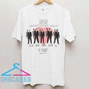 Backstreet Boys Girls T Shirt