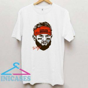 Baker Mayfield Face T Shirt