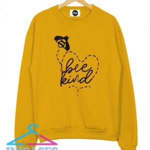 Bee Kind Save The Bees Sweatshirt Men And Women