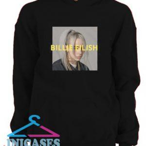 Billie Eilish Photos Hoodie pullover