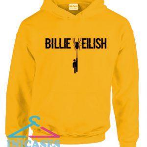 Billie Eilish spider Hoodie pullover