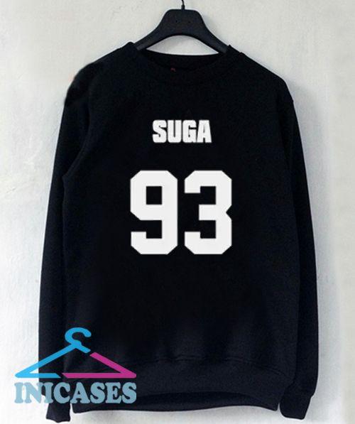 Bts Bangtan Boys Suga Sweatshirt Men And Women