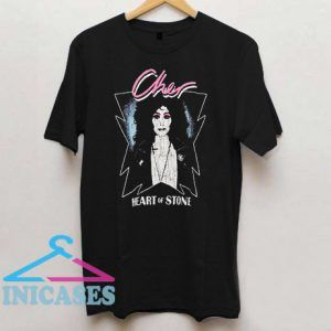 Cher Heart Of Stone T Shirt