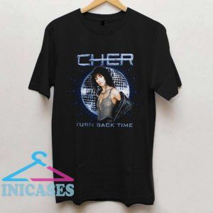 Cher Turn Back Time T Shirt