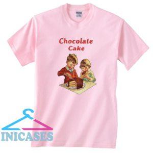 Chocolate Cake T Shirt
