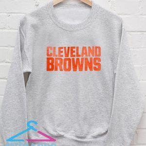 Cleveland Browns John Dorsey Light Grey Sweatshirt Men And Women