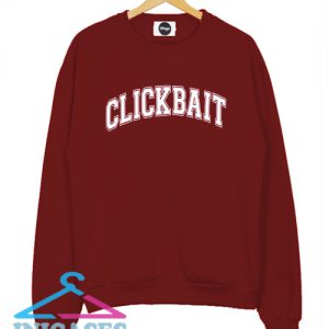 David Dobrik Garnet Clickbait Sweatshirt Men And Women