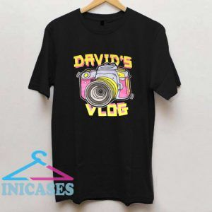 David Dobrik Merch Vlog T Shirt