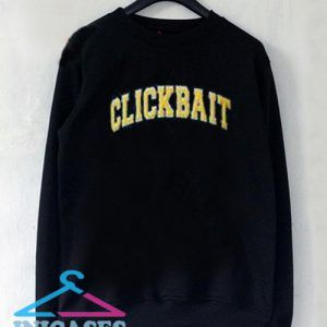 David Dobrik Yellow Clickbait Sweatshirt Men And Women