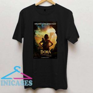 Dora and the Lost City of Gold For Fan Movie T Shirt