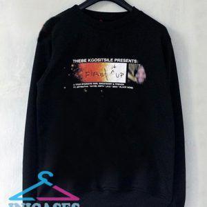 Earl Sweatshirt tour Sweatshirt Men And Women