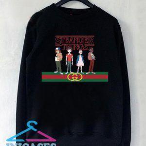 Stranger Things Merch Sweatshirt Men And Women