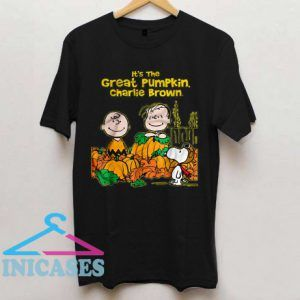 It's The Great Pumpkin Charlie Brown The Peanuts T Shirt