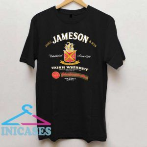 Jameson Whiskey T Shirt