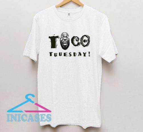 Lebron James Taco Tuesday T Shirt