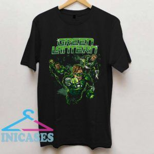 Legion of Collectors Green Lantern Corps T Shirt