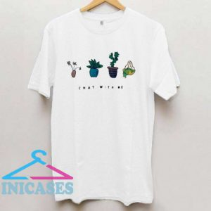 Plant Therapist Chat With T Shirt