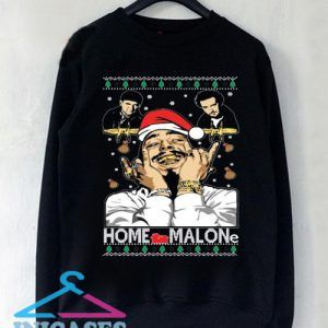 Post Malone Home Alone Hip Hop Sweatshirt Men And Women