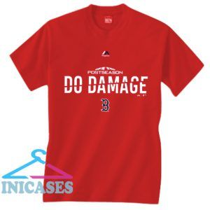 Red Sox Do Damage T Shirt