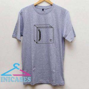 Retro Mini Fridge T Shirt