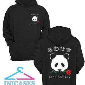 Riot Society Panda Hoodie pullover