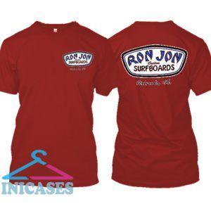 Ron Jon Paradise Surfboard T Shirt