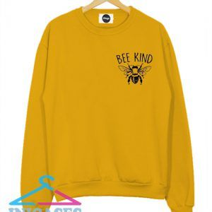 Save The Bees Bee Kind Sweatshirt Men And Women