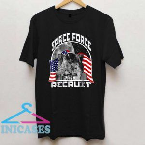 Space Armed Force T Shirt