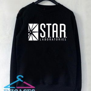 Star Laboratories Star Labs Sweatshirt Men And Women