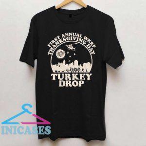 The Original WKRP Turkey Drop T Shirt