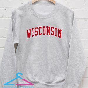 University of Wisconsin Sweatshirt Men And Women