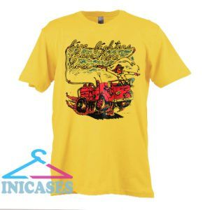 Vintage 1975 firefighters T Shirt