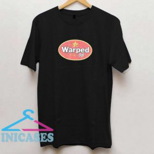 Vintage 90s Warped Tour T Shirt