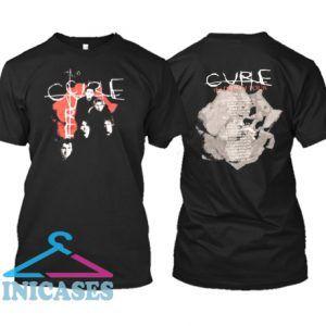Vintage The Cure T Shirt