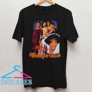 Whitney Houston Waiting To Exhale Rap T Shirt