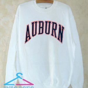 Auburn Sweatshirt Men And Women